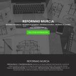 diseño web empresa reformas